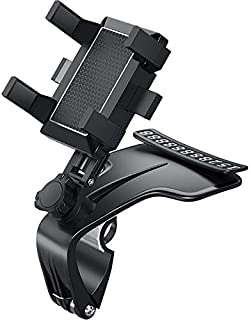 20/21 New Product A 1080° Rotating Multifunctional Mobile Phone Holder H7 With Hidden Parking Number Plate,Suitable For 3-...