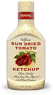 Sun Dried Tomato Ketchup - 6/16 oz Squeeze Bottles