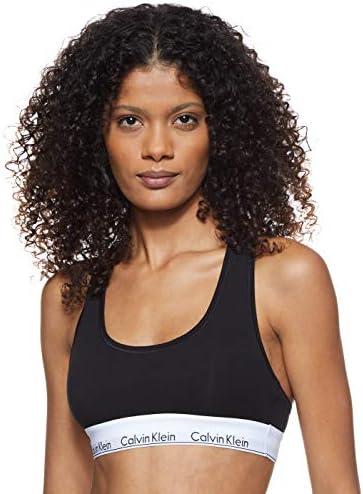Calvin Klein Modern Cotton-Bralette Bikini para Mujer