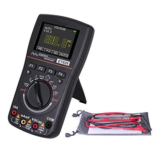 Oscilloscope Multimeter, 2 in 1 Intelligent Digital Oscilloscope Multimeter, Voltage Diode Tester...