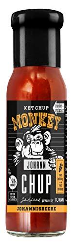Ketchup Monkey JOHANN CHUP Johannisbeere 240ml