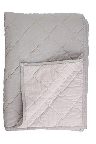 KAAT Amsterdam Basic Bedspread Überwurf 180x260 Sand