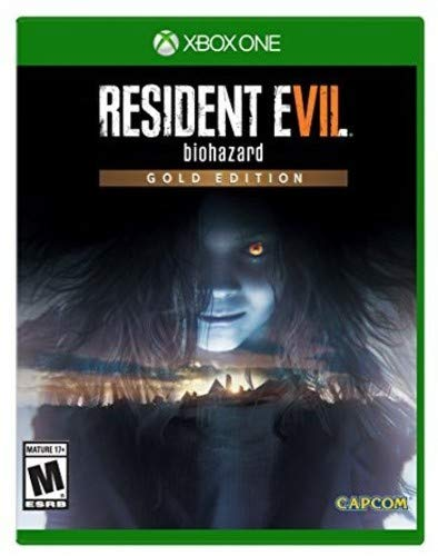 Resident Evil 7 Biohazard Gold Edition - Xbox One