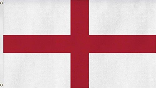 FahnenMax drapeau avec 2 œillets de fixation (montage sur mât)-dimensions 90 x 150 cm, - Angleterre, 90x150
