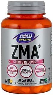 [海外直送品] ナウフーズ  - ZMA 800 mg。90カプセル