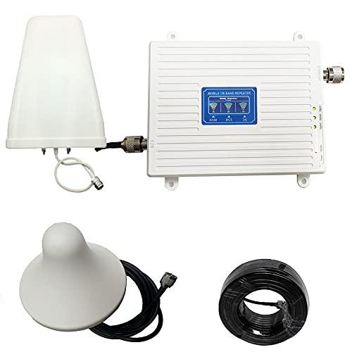 4G 3G 2G LTE Banda di frequenza gsm 900 1800 2100 MHz Amplificatore Kit for Il Telefono Mobile del Segnale del ripetitore band 8 3 1