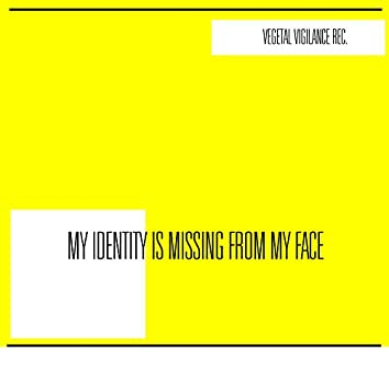 My Identity Is Missing From My Face