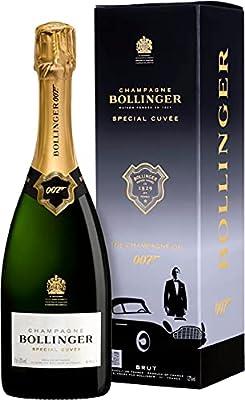 Bollinger Bond 007 James Bond Special Cuvee NV Champagne Gift Box 75cl