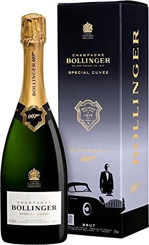 Bollinger Special Cuvée 007 Limited Edition 0,75L (12{4fc6d3291bfc9d46cda5b2e5cd60c72079956927cf2832ab5863769cbedb1785} Vol.)