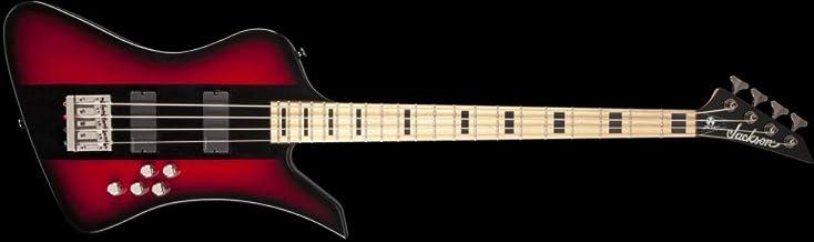 Jackson David Ellefson Signature Kelly Bird Bass