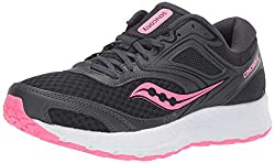 commercial VERSAFOAM Cohesion Saucony's 12 women's running shoes, black / pink, 5m. running shoes high arches