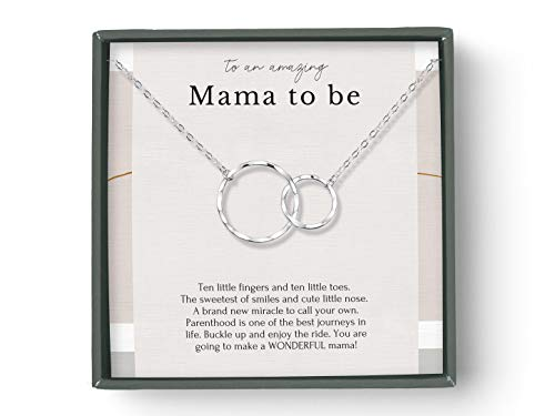 MAMA TO BE (sterling-silver)