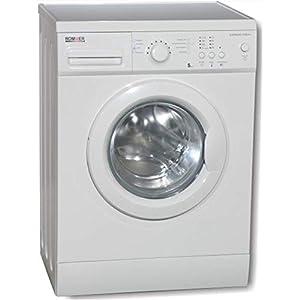 Bosch WAY2854D - Lavadora (Independiente, Plata, Color blanco ...