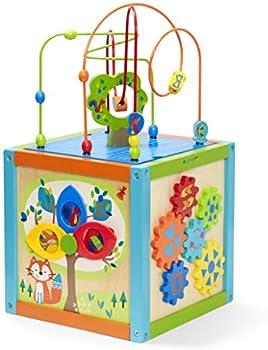 Imaginarium 5 Way Activity Cube, Multi