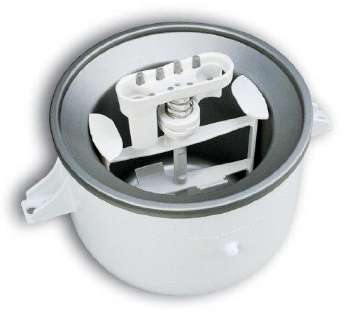 KitchenAid Stand Mixer Ice Cream Maker Attachment for 4.8 L Bowl Lift Stand Mixer