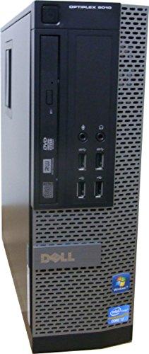 中古パソコン デスクトップ DELL OptiPlex 9010 SFF Core i7 3770 3.40GHz 8GBメモリ 500GB Sマルチ Windows7 Pro 64bit 搭載 正規リカバリーディスク付属 動作保証30日間