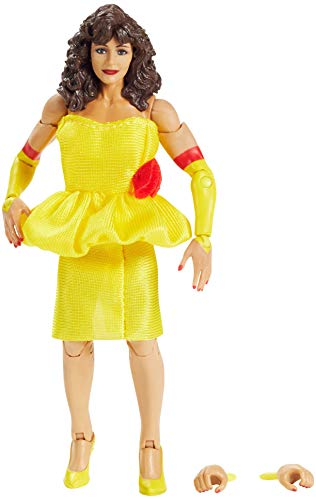 Miss Elizabeth WElite Collection Deluxe Action Figure with Realistic Facial...