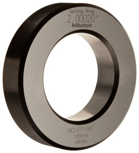 Mitutoyo 177-187, Setting Ring, 2.000