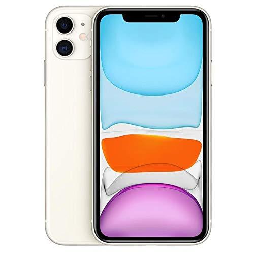 Iphone 11 128Gb Branco iOS 4G Wi-Fi Câmera 12Mp - Apple