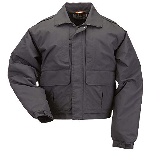 5.11 Tactical Double Duty Jacket, Medium, Black
