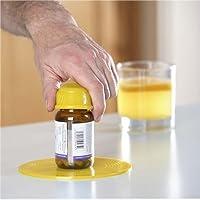Dycem Bottle Opener Yellow [並行輸入品]