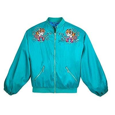 Disney Rajah Bomber Jacket for Women - Aladdin Size XS Multi by Disney