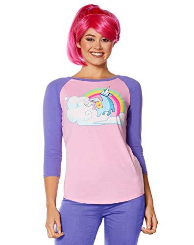 Spirit Halloween Adult Fortnite Brite Bomber Costume T-Shirt - S