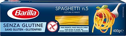 Barilla Pâtes Spaghetti sans Gluten 400 g