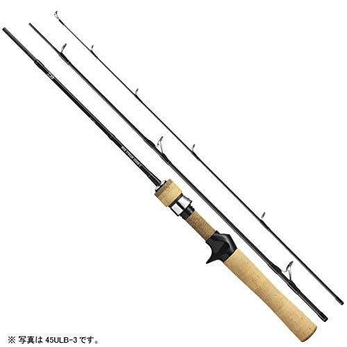 ダイワ(DAIWA) トラウトロッド ワイズストリーム 45ULB-3 釣り竿