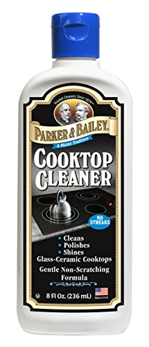 Parker amp Bailey Cooktop Cleaner 8oz