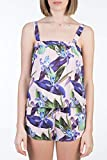 Hurley W Lei Tank Camisa, Mujer, Washed Pink, S