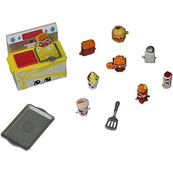 Shopkins Season 3 Food Fair Pack - Fast Food | Shopkin.Toys - Image 1