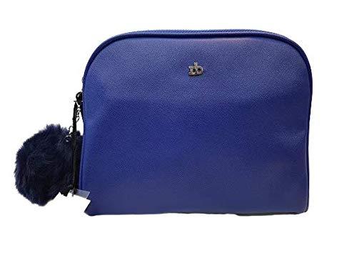 Roccobarocco RB - Beauty donna porta trucchi colore blu