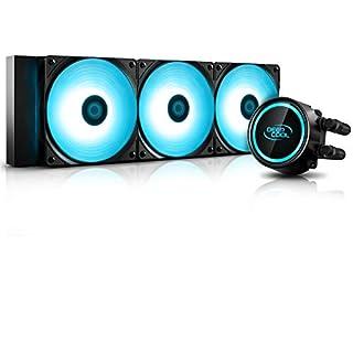 Deepcool DP-H12RF-GL360V2C Gammaxx L360 V2 RGB LED Liquid Cooler with PWM Control (B07VBN32J9) | Amazon price tracker / tracking, Amazon price history charts, Amazon price watches, Amazon price drop alerts