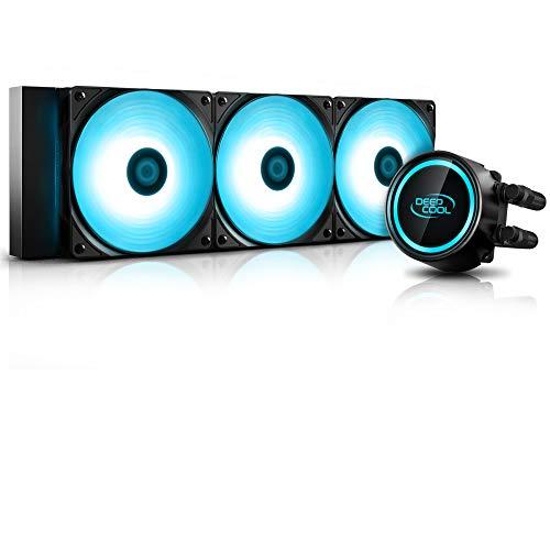 DeepCool Gammaxx L360 RGB V2 Sistema de refrigeración...