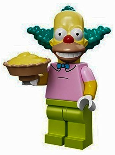 Lego The Simpsons Krusty the Clown Blind Bag Mini-Figure by LEGO