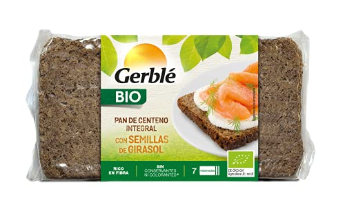 CEREAL BIO Pain Complet Seigle Tournesol 500 g