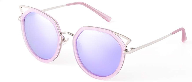 Sunglasses, Ladies, Cats, Sunglasses, Driving, Outdoor Polarized Sunglasses, UV Predection (color   D)