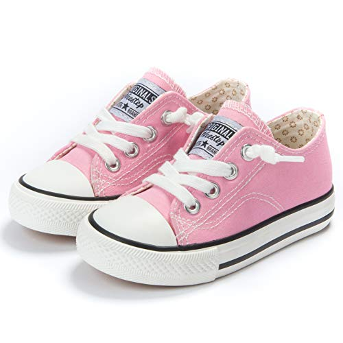 Girls Canvas Shoes Size 13