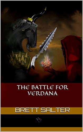 The Battle For Verdana (The Talisman Series Book 4) (English Edition)