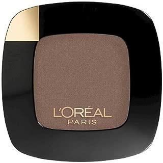 L'Oréal Paris Colour Riche Monos Pressed Powder Eyeshadow (Cafe Au Lait 203)