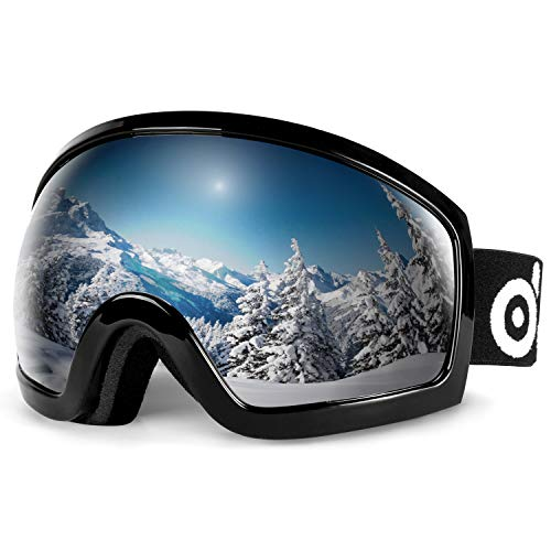 Our #5 Pick is the Odoland S2 Ski Goggles