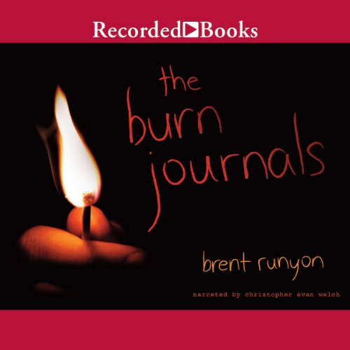 The Burn Journals audiobook cover art