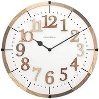 インターフォルム(INTERFORM INC.) 電波掛け時計 Tiel - ティール - CL-9706 CL-9706