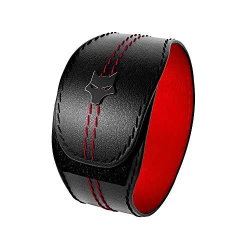 WOOLF Moto Sport- Allerta Autovelox per motociclisti con crescenti vibrazioni al polso senza disturbi audio-visivi. Evita multe in 90 Paesi.