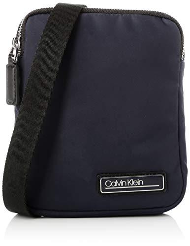 Calvin Klein - Primary Mini Flat Crossover, Shoppers y bolsos de hombro...
