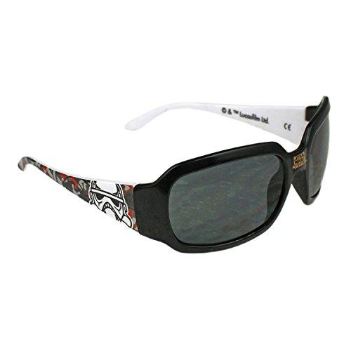 Star Wars 2500000150–Sonnenbrille Individuelle Kleiderbügel für Kinder, schwarz