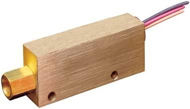 Dwyer Brass Flow Switch, P1-013, 0.50 GPM (1.89 LPM) Actuation Set Point