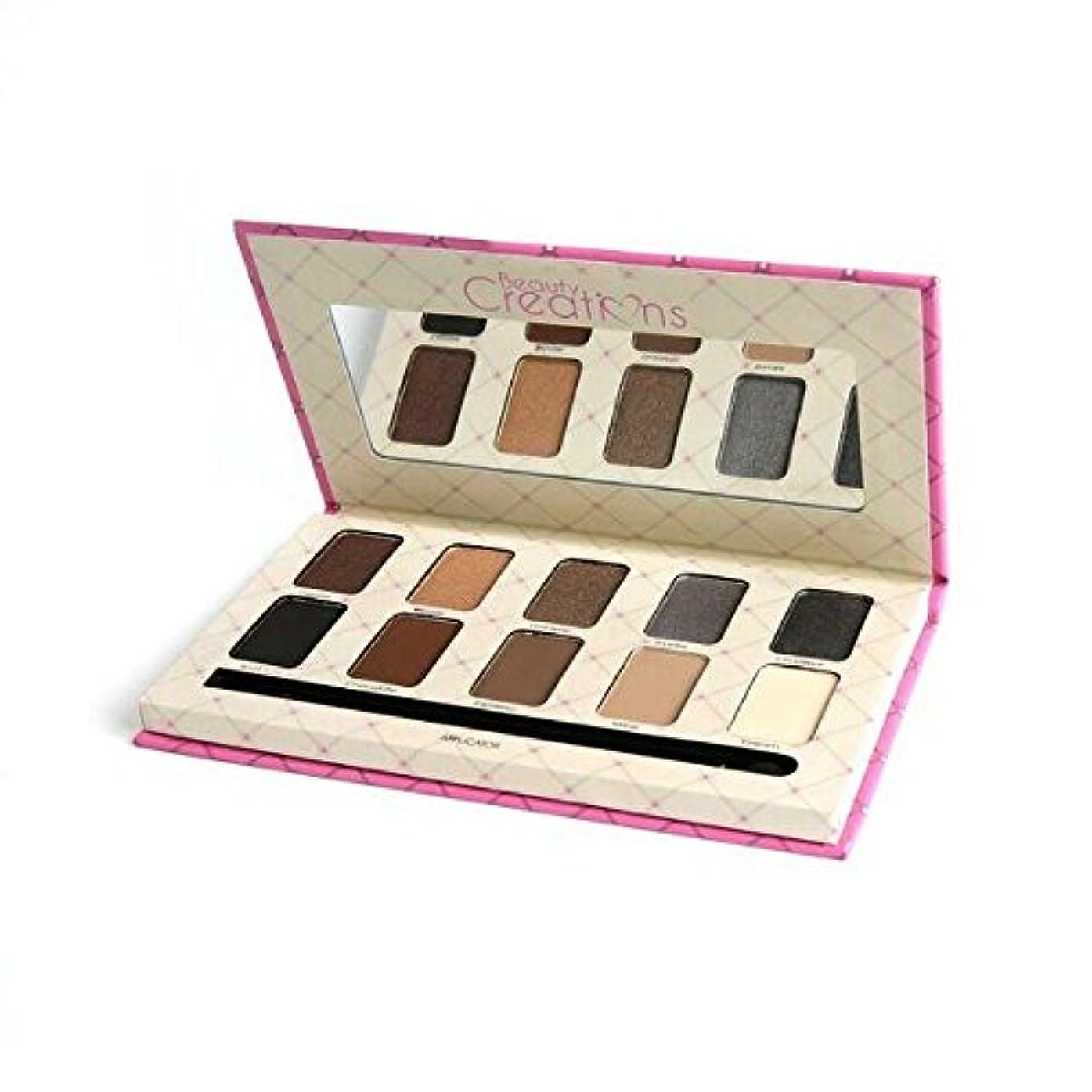 恩恵ジョグ番号(3 Pack) BEAUTY CREATIONS Tease Eyeshadow Palette (並行輸入品)