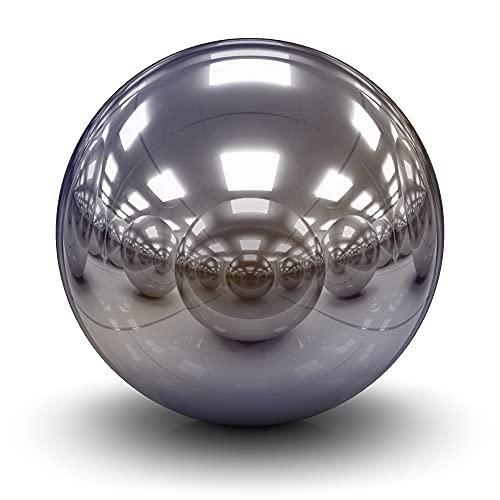 Six 1' Inch Chrome Steel Bearing Balls G25